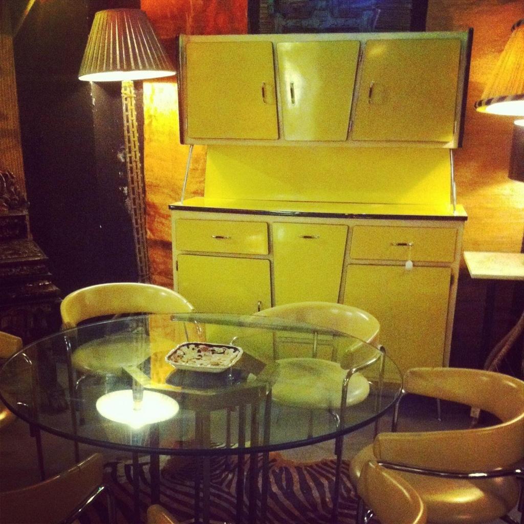 Mueble cocina francia a os 50 nosy parker for Muebles de cocina anos 80